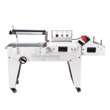 Bottle Shrink Wrap Machine packaging and wrapping beer