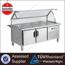 2017 Kommerzielle Küche Bain Marie Restaurant Buffet Ausrüstung