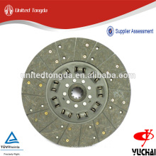 Disco de embrague YUCHAI para 370E-1600200