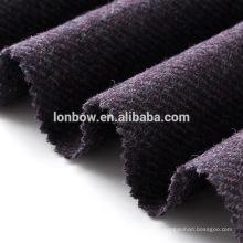 Tweed de sarga 100% lana de estilo británico para gorra