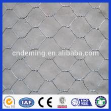 Alibaba manufacture supplier galvanized roll hexagonal wire mesh