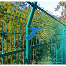Fabrik PVC beschichtete Curvy geschweißten Zaun zum Verkauf