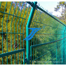 Factory PVC Coated Curvy Welded Fence for Sale