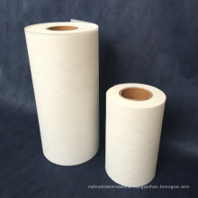100% Polyester Hot Air Through Spunbond Nonwoven Fabric Roll for Liquid Filtration