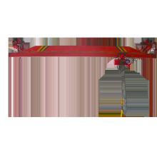 LX Electric Single Girder Underslung Bridge Workshop Crane