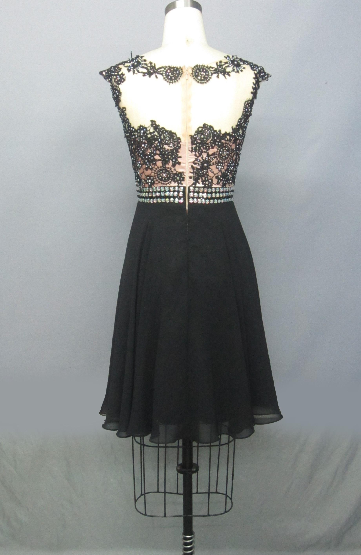 Long Formal Dresses BLACK