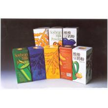 Еда-Класс Бумага Полного Цвета Подгонянная Коробка Упаковки Еды