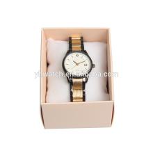 fabricante de relógio de rosto em branco resistente à água de fábrica de shenzhen