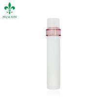 Botella de acrílico de los cosméticos de lujo coloridos al por mayor