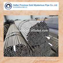 10# 25.4*2.8*12600mm seamless carbon steel pipe cold drawn