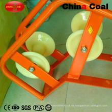 Leichte Kabel Ground Roller Pulley
