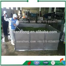 Machine à sécher des feuilles / Équipement déshydratant à air chaud