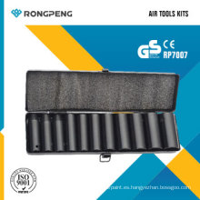 Kit de socket de impacto Rongpeng RP7007 11PCS
