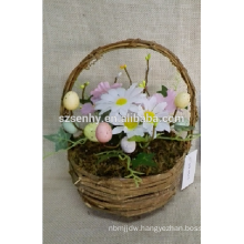 Easter Decoration supermarket decorating design