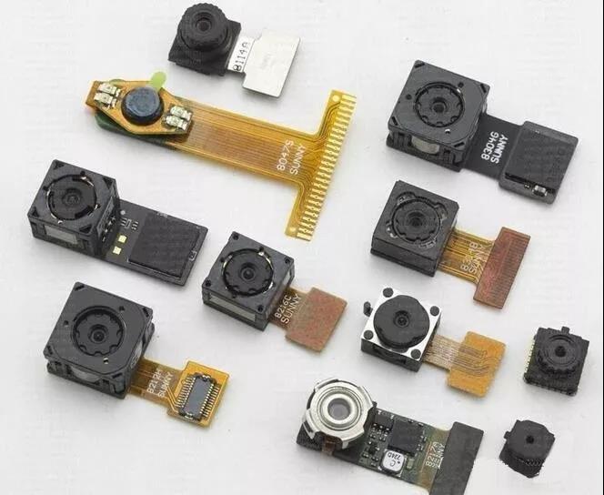 Camera Flexible PCB Board