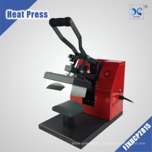 CP2815 10x15 manual de la tapa de prensa de calor prensa manual de la máquina