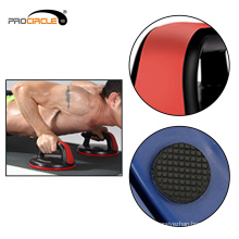 Carrinho de Ginásio Equipamento de Fitness Rotate Push Up Bar