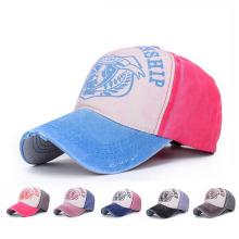Mode gedruckt gut getragen Baumwolle Twill Baseball Cap (YKY3011)