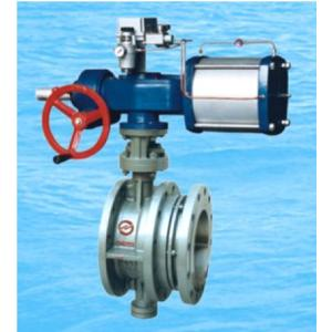 Telescopic butterfly valve design