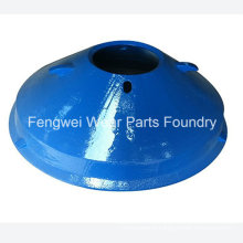 Mn18cr2 OEM Metso Cone Crusher Mantle and Concave Parts