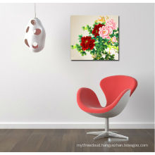 Classical Flower Oil Painting on Canvas