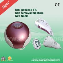 N2 + Nadia 2015 máquina de remoção de cabelo IPL mini do Japão