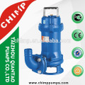 FACTORY DIRECT ! 3HP 4HP 5.5 HP 7.5HP 10HP THREE PHASE SEWAGE CUTTIN SUBMERSIBLE PUMP