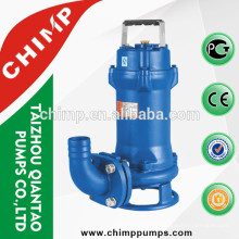 NEW ! WQ series cutting pump three phase single phase submersible pump
