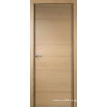 Fansy Design Entry Rustic Wood Door Engineered Veneered Exterior Door