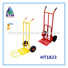 hand pull trolley size