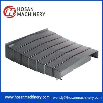 Защитная стальная пластина гармошки