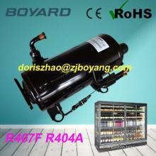 R404A R407F ce rohs boyard planta de hielo congelador compresor de la refrigeración para la venta para refrigerador comercial por menor