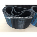 Courroie en caoutchouc de haute performance pour l'industrie Htd480-8m-100mm