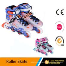 patins de rodas ajustáveis para crianças / conjunto de skate para miúdos