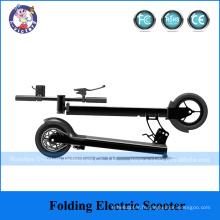 Hidden Battery Folding Electric Bike with Rear Motor