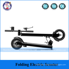 Hidden Battery Folding Electric Bike with Rear Motor