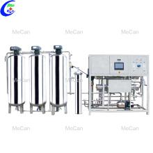 Équipement de traitement de l'eau potable de haute qualité de RO