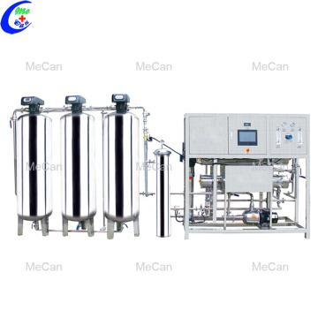 Equipo de tratamiento de agua potable RO de alta calidad