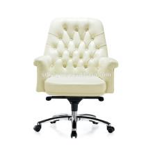 cadeira clássica de venda quente do escritório, cadeira de giro, cadeira executiva, cadeira de couro do escritório