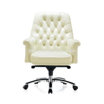 vente chaude classique chaise de bureau, chaise pivotante, chaise de direction, chaise de bureau en cuir