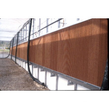 Honeycomb Evaporative Cooling Pad for Greenhouse Cooling System