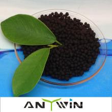 Fertilizante de liberación lenta orgánica Gránulos de ácido húmico