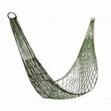 Nylon Rope Mesh Single Hammock