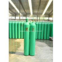 Aço sem costura (37Mn) 5 litros N2o Cilindros médicos