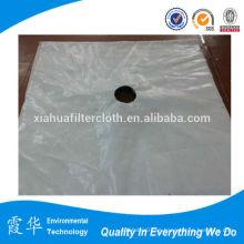 Carbón lavado de tela de filtro / concentrado de carbón filtro de tela de prensa