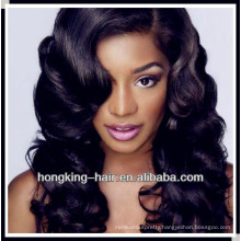 Popular style 100% human hair high quality human hair wig