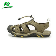 new design pu men sandals,sandal shoes