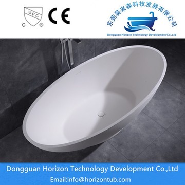 Innovation solid surface stone tub