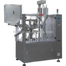 Machine de remplissage et d'étanchéité de tubes NF-100