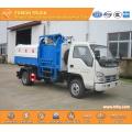 Foton side loader garbage truck light truck 3m3